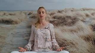 Uvolnění: meditační uvolnění obličeje ahlavy