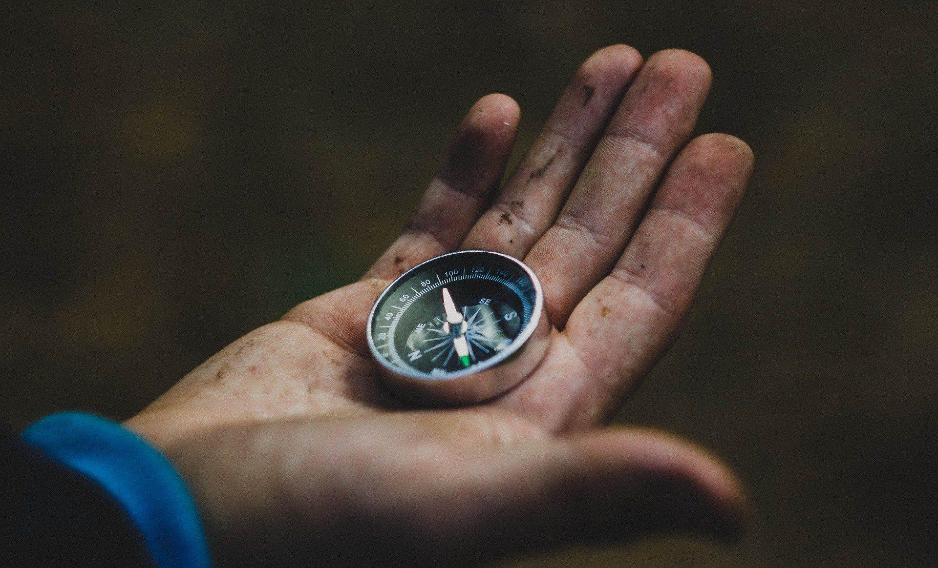 23. týden: Můj pocit = můj kompas