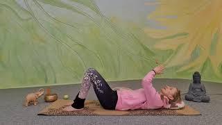 Protáhni si Tvé okohybné svaly vrelaxaci při lehu nazádech
